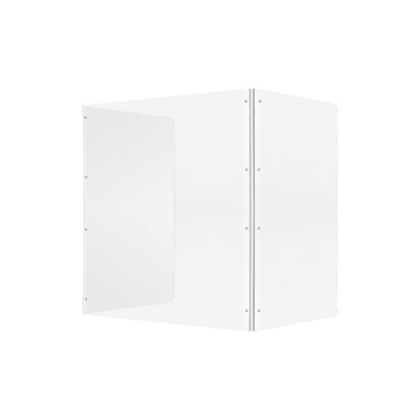 [VMD]투명가림막(3면/접이식) [1060]