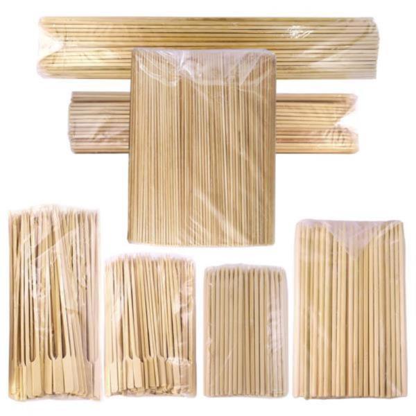 핫바스틱 꼬지 꼬치 - 사이즈 3종 - 대용량