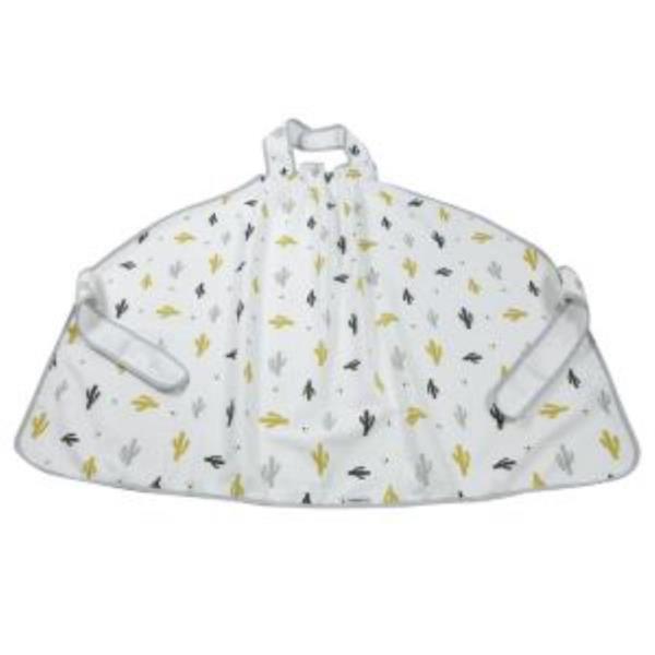 앞치마형 아기 목욕타월
