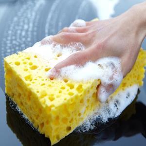 세차 스펀지 세차용품 치즈 세차 스펀지 1P 단품