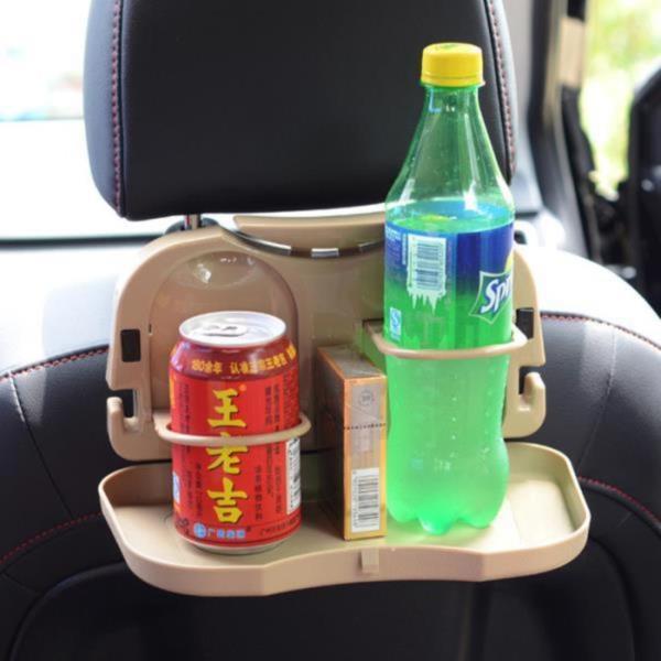 간이 테이블 차량용 편의용품 1P / 색상랜덤