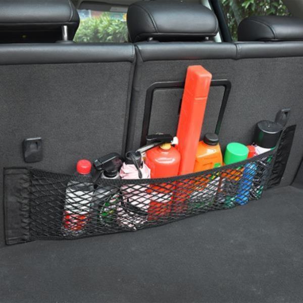 트렁크 그물망 트렁크 정리함 수납 정리 1P