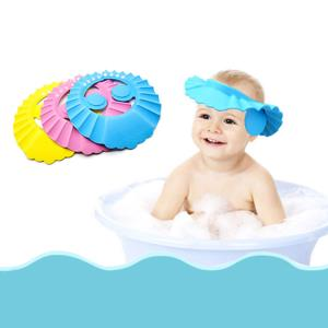 귀보호 샴푸캡 눈보호 목욕놀이용품 머리수정 1P