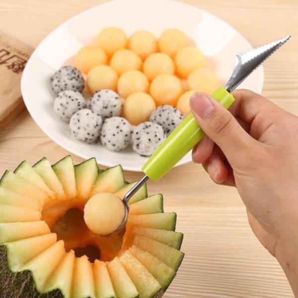 과일 화채스쿱 수박 멜론 화채만들기