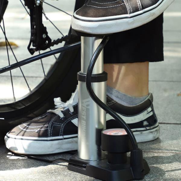 휴대용 자전거 에어펌프 공기주입기