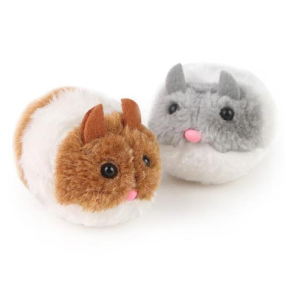 행동유발 사냥놀이 고양이용 자동 장난감 쥐