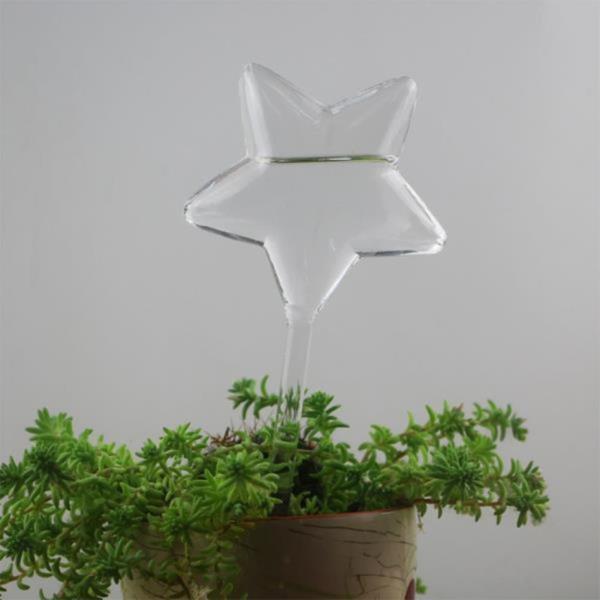 옥상 텃밭 배란다 화분 자동 급수기 물주기 별모양