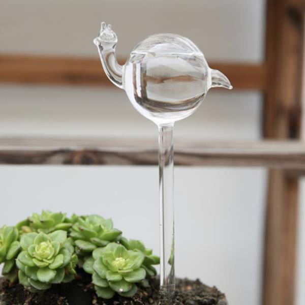 옥상 텃밭 배란다 화분 자동 급수기 물주기 달팽이형