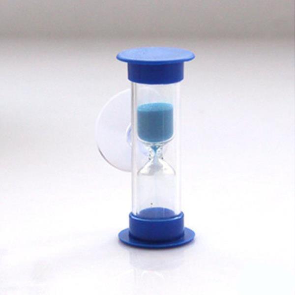 흡착식 3분 아이 양치 시간 습관 모래시계 타이머