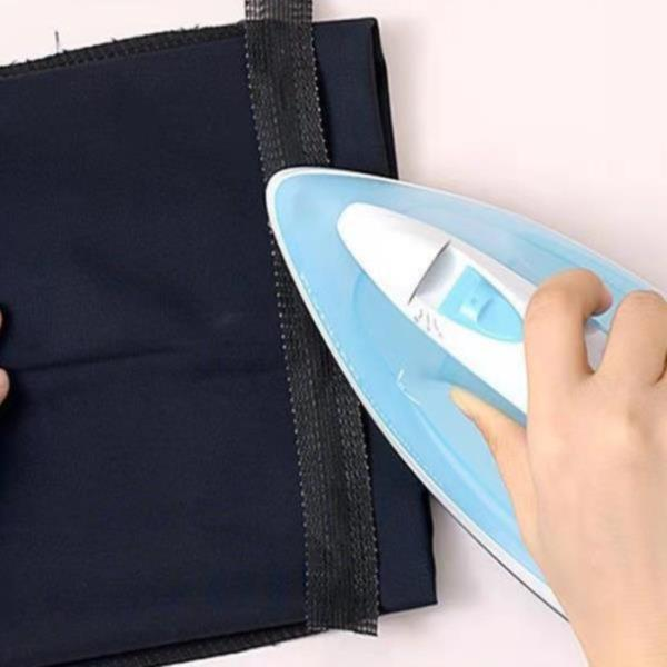 바지 기장 수선 의류 밑단 줄이기 리폼 패치 테이프