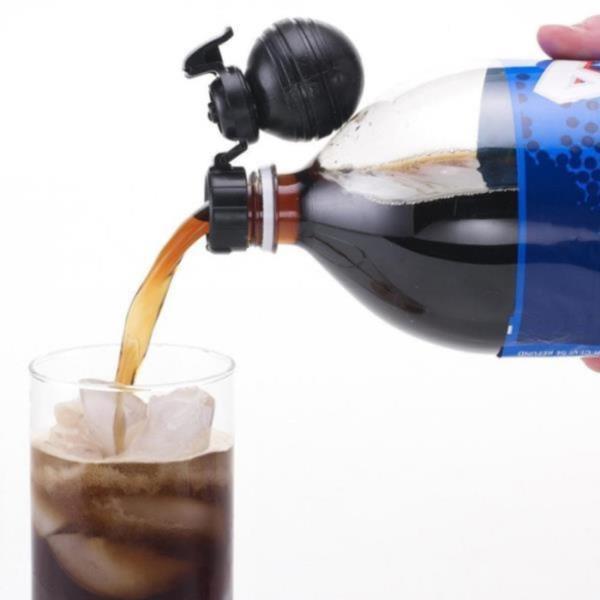 내담쇼핑몰 밀폐용기 탄산음료 뚜껑 콜라 맥주 김빠짐 방지 진공 보관 마개