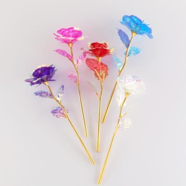 홀로그램 장미 카네이션 꽃 어버이날 선물 로즈데이