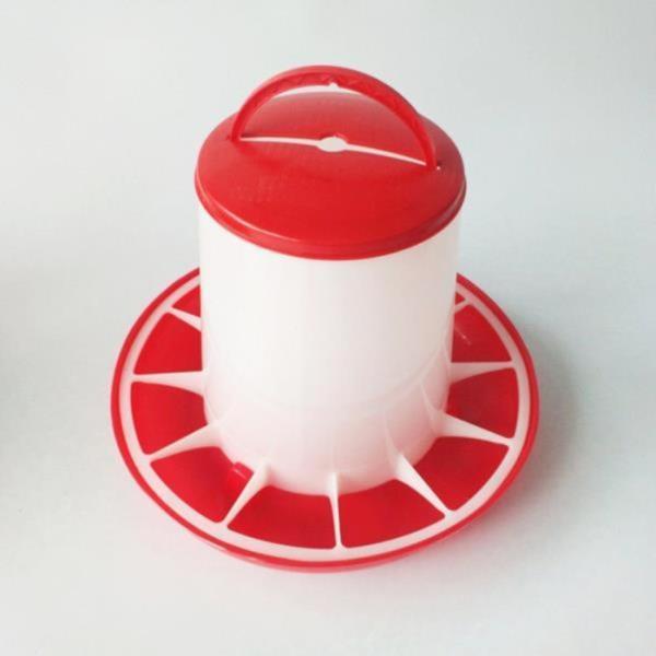 병아리 닭 물통 급수기 반자동 물통 1.5KG