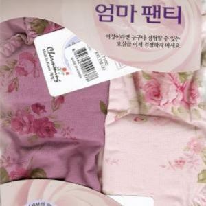 국산 챠밍 요실금팬티(2매)  2XL까지