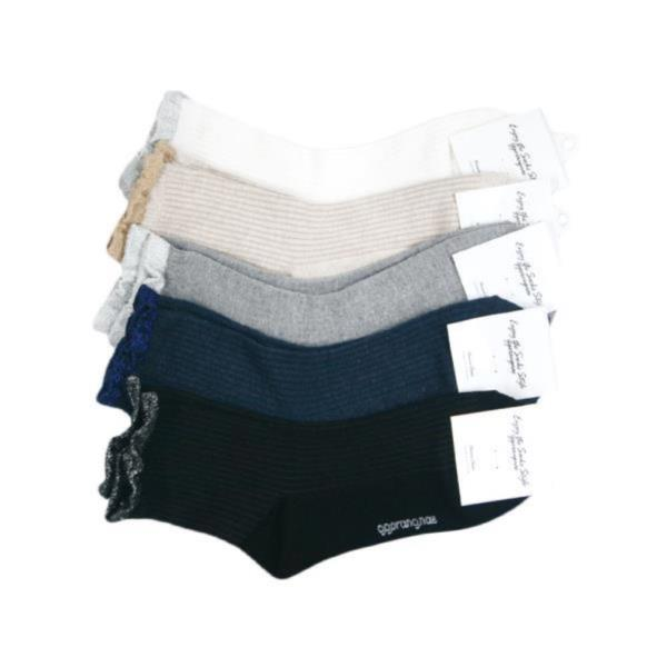 중목양말 국산 여성용 레이스 발목 패션양말
