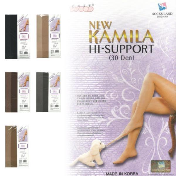 카밀라 빅사이즈 30D 팬티스타킹 XL