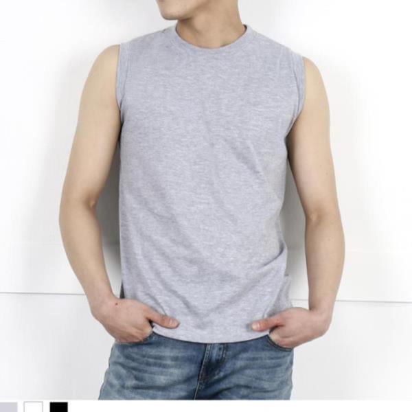 DGI1825 남자민소매나시면티셔츠