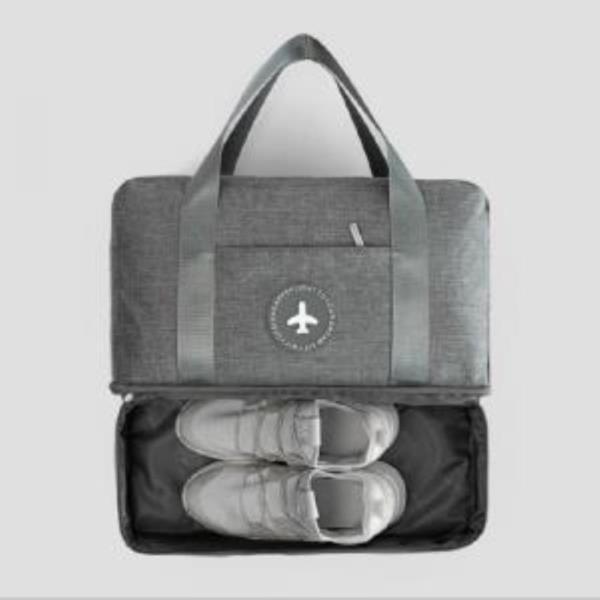 신발도 따로 보관되는 캐리어보조가방