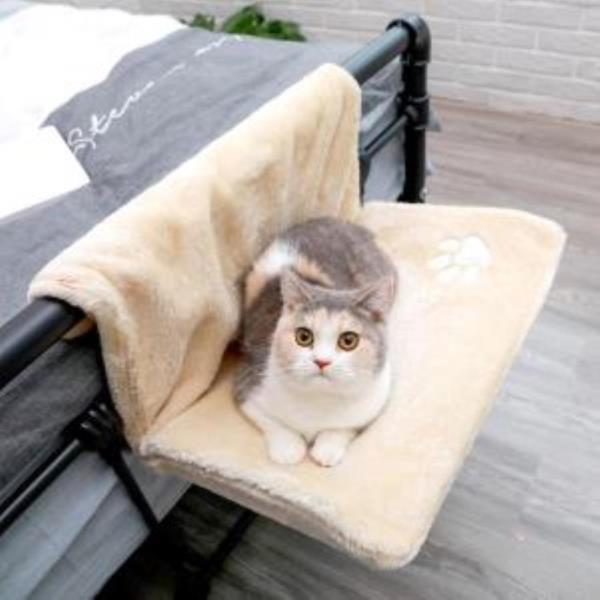 어디든지 걸 수 있는 고양이해먹