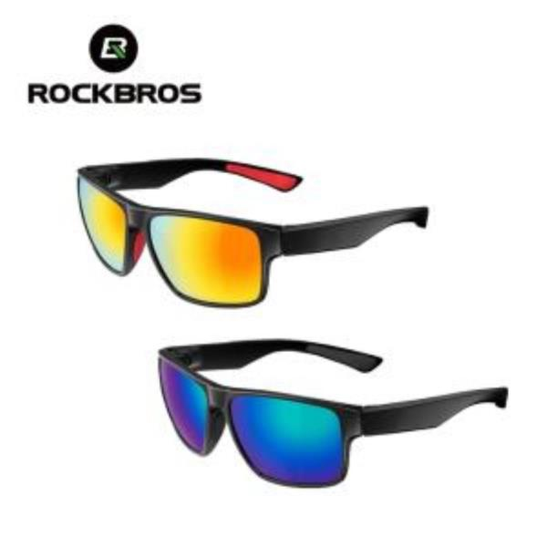 ROCKBROS 편광선글라스 남여공용  아쿠아블루,오렌지