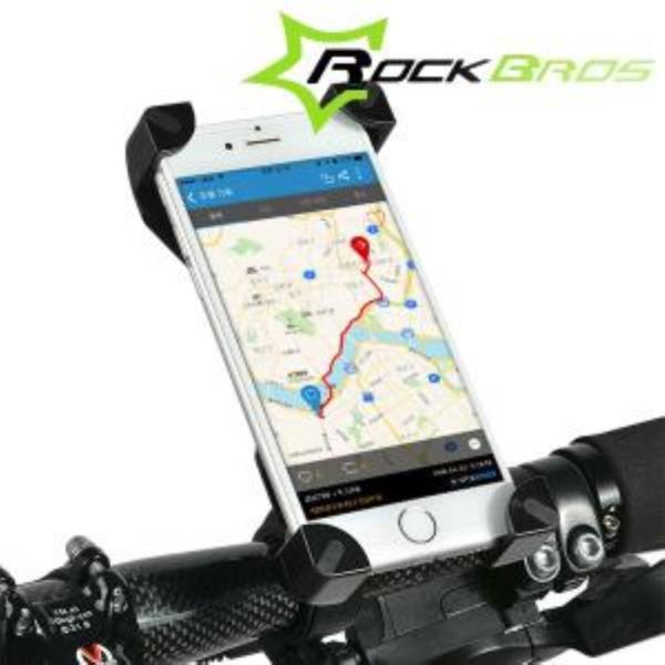ROCKBROS 락브로스 포그립 자전거스마트폰 거치대
