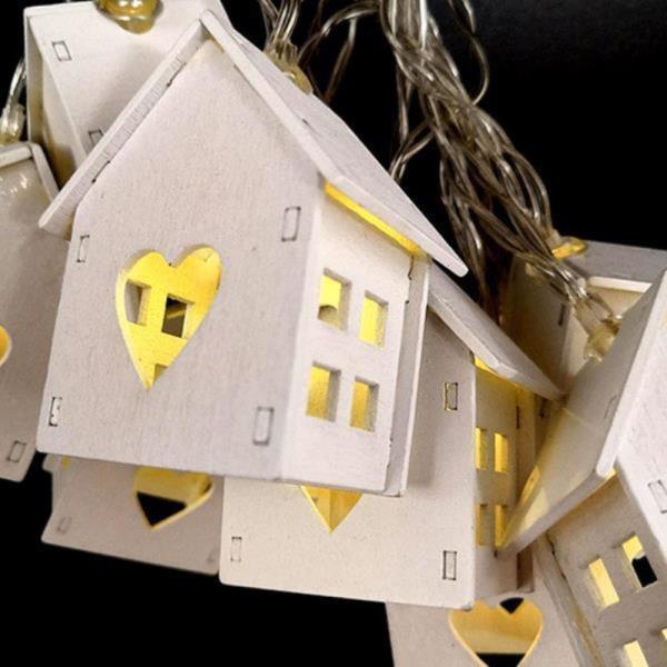 하우스 LED무드등 트리장식등 1.5m