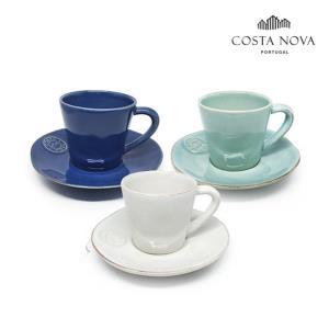 코스타노바 커피컵&소서