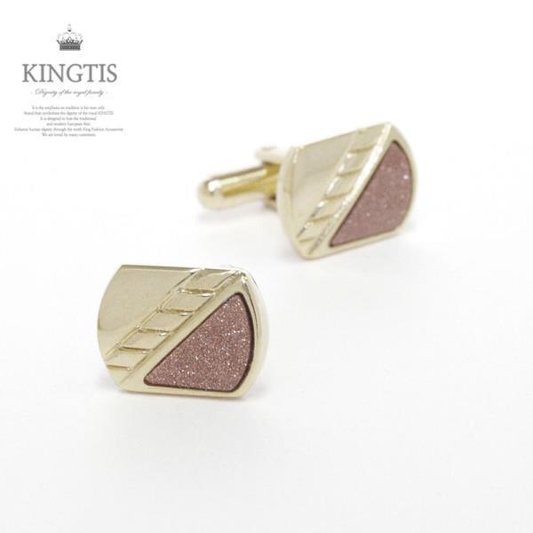 KINGTIS 고품격 디자인 카우스 셔츠 넥타이 cufflinks