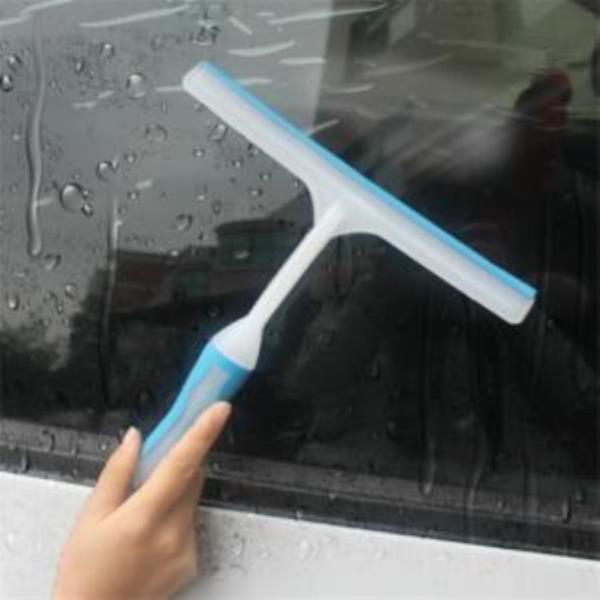 차량용 창문 세차 브러쉬 물기제거 손세차 T자와이퍼