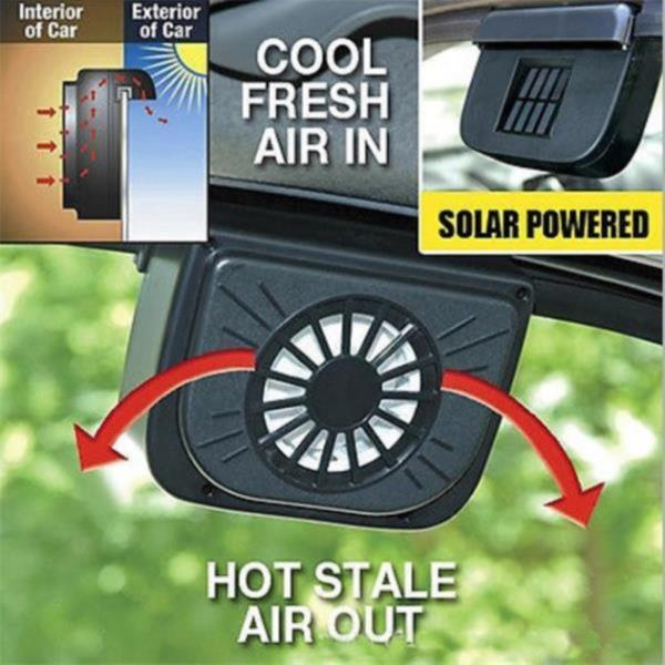 차량용 태양열 환풍기 솔라벤트