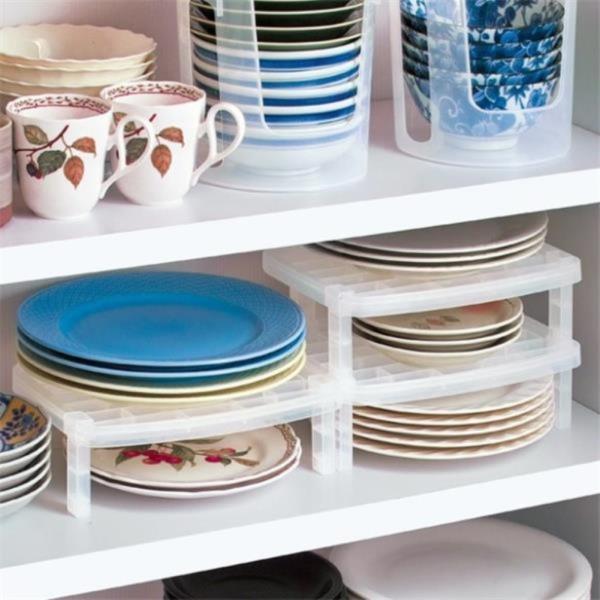 접시 선반 정리대 그릇정리대 접시홀더 접시스탠드