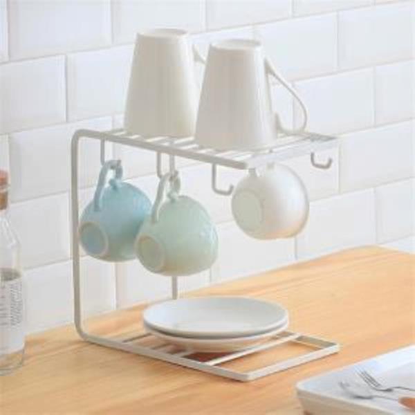 컵걸이 접시정리대 컵정리대 컵건조대 접시보관함