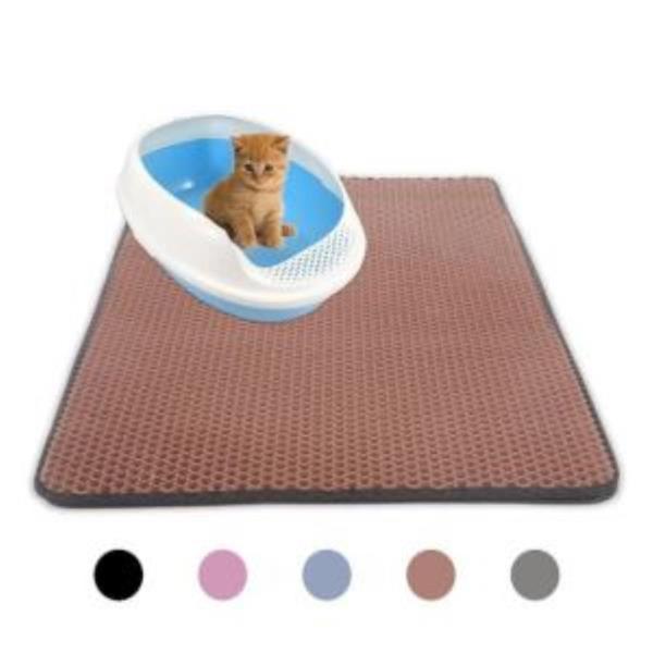 고양이 모래방지 사막화방지 발판매트