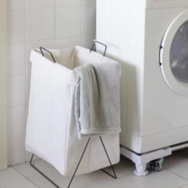 패브릭 접이식 빨래 세탁 바구니