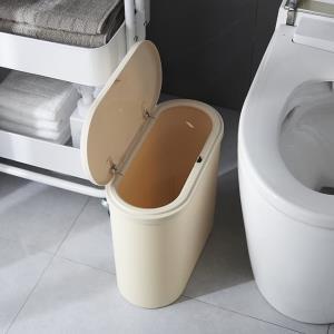 온나 원터치 슬림 휴지통 쓰레기통