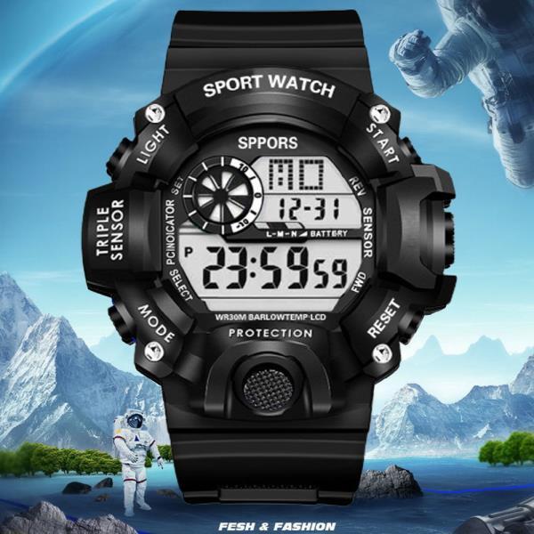 하나 더 1819 디지털 SPPORS 스포츠 손목시계 와치