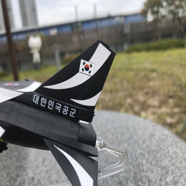 태양광회전판 T-50 블랙이글 곡예비행 공군 에어쇼