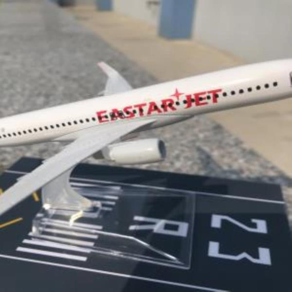 데코용 여객기 이스타 항공 Eastar Jet 합금 모형
