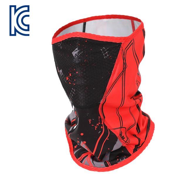 따뜻하고 숨쉬기 편한 기모+매쉬 마스크, 갤러해드