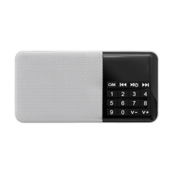휴대용 FM 라디오 스피커 / 효도라디오 LCID346