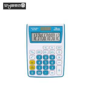 모닝_11000 ECD-801 컬러계산기