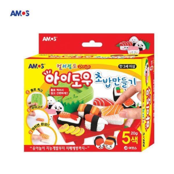 아모스 아이도우 초밥만들기