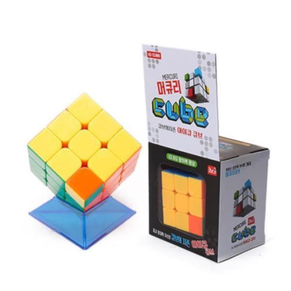 머큐리 큐브 3x3