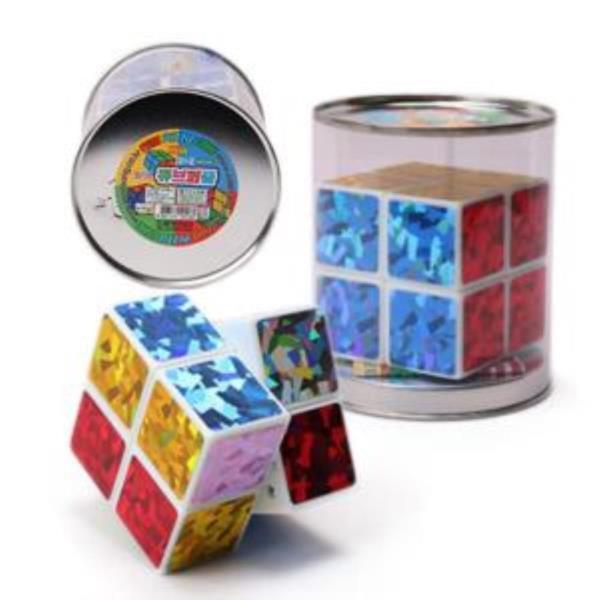 월성큐브퍼즐2x2 홀로그램