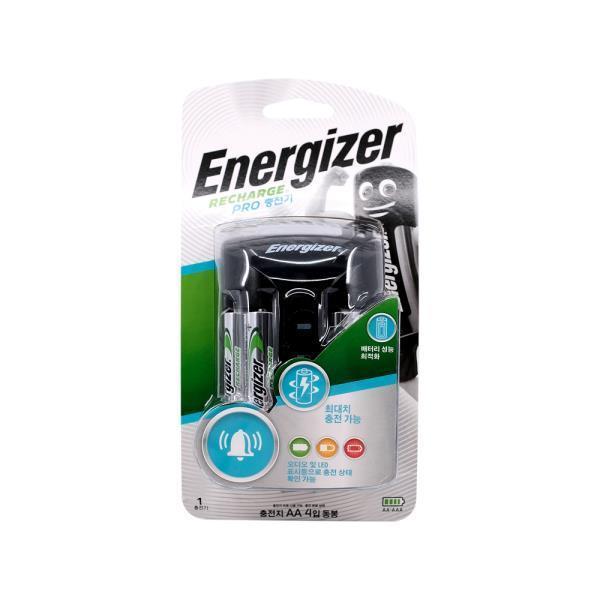 에너자이저 AA AAA충전기 충전건전지AA4알포함
