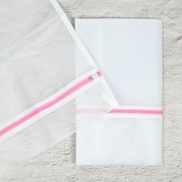 국산 고급형 이중세탁망 사각(대) 72x63cm