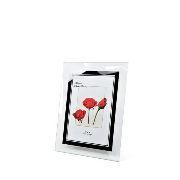 국산 크리스탈액자 4R(4x6) 사진액자 유리액자