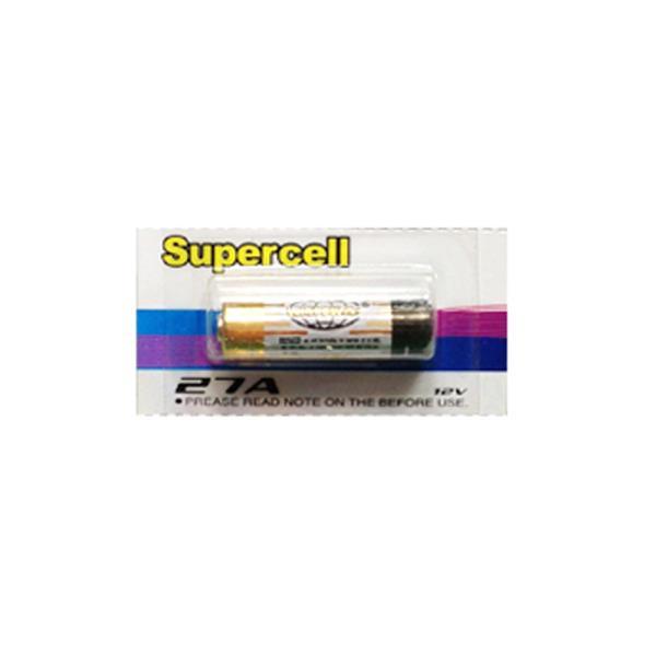 슈퍼셀 27A 알카라인건전지 12V