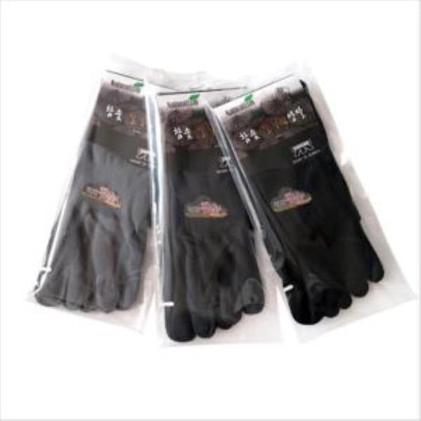 국산 옥스포드 참숯 발가락양말(장목/단목)(1켤레)