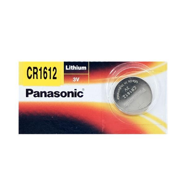 파나소닉 CR1612(5알) 3V 리튬전지 리튬건전지